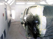 Truck Auto Body Painting